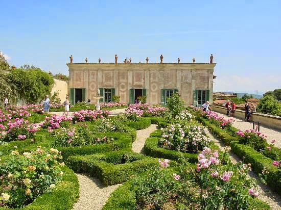Bomarzo boboli capalbio i tre giardini delle meraviglie - I giardini di boboli ...